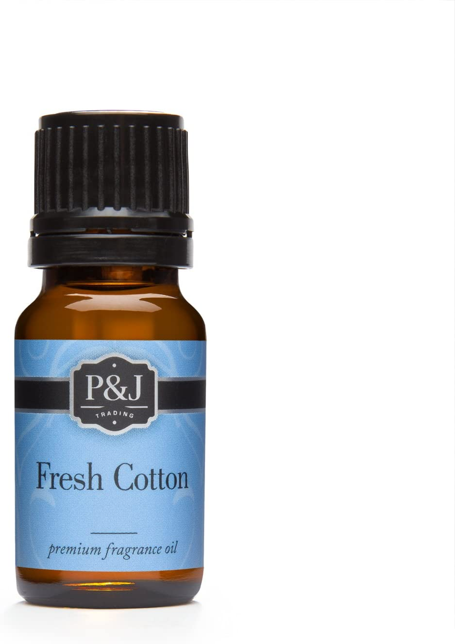 Fresh Cotton Premium Grade Fragrance Oil - Perfume Oil - 10ml