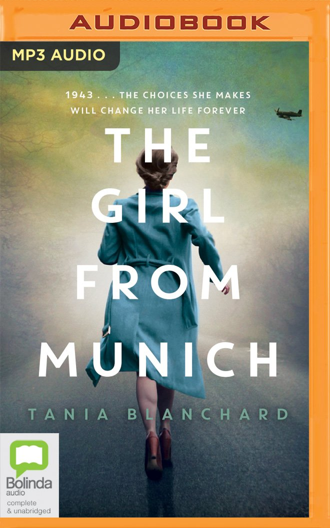 Download The Girl from Munich pdf