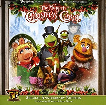 Muppets Christmas Carol.The Muppet Christmas Carol Original Soundtrack