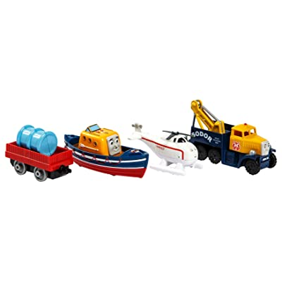 Thomas & Friends Fisher-Price Adventures, Sodor Search & Rescue: Toys & Games