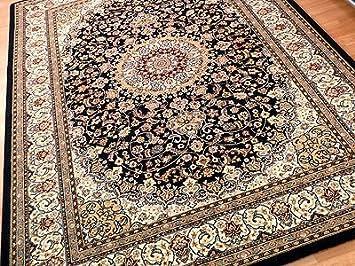 Orient teppich  Orient Teppich Da Vinci Blau Keshan in 6 Größen: Amazon.de: Küche ...