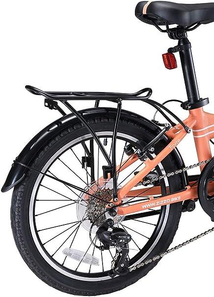 Euromini Zizzo Heavy Duty Forte 28lb Folding Bike Lightweight
