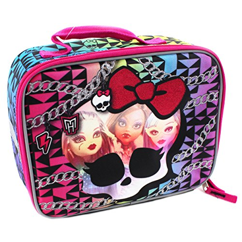 Monster High Soft Lunch Box (Photo Fabulous) (Frankie Monster High Pictures)
