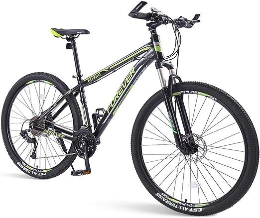 NENGGE Adulto Bicicleta Montaña, Ligero Cuadro Aluminio Ciclismo ...