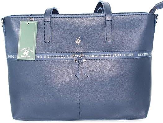 Beverly Hills Polo Club - Bolso de mujer modelo Shopping de color ...