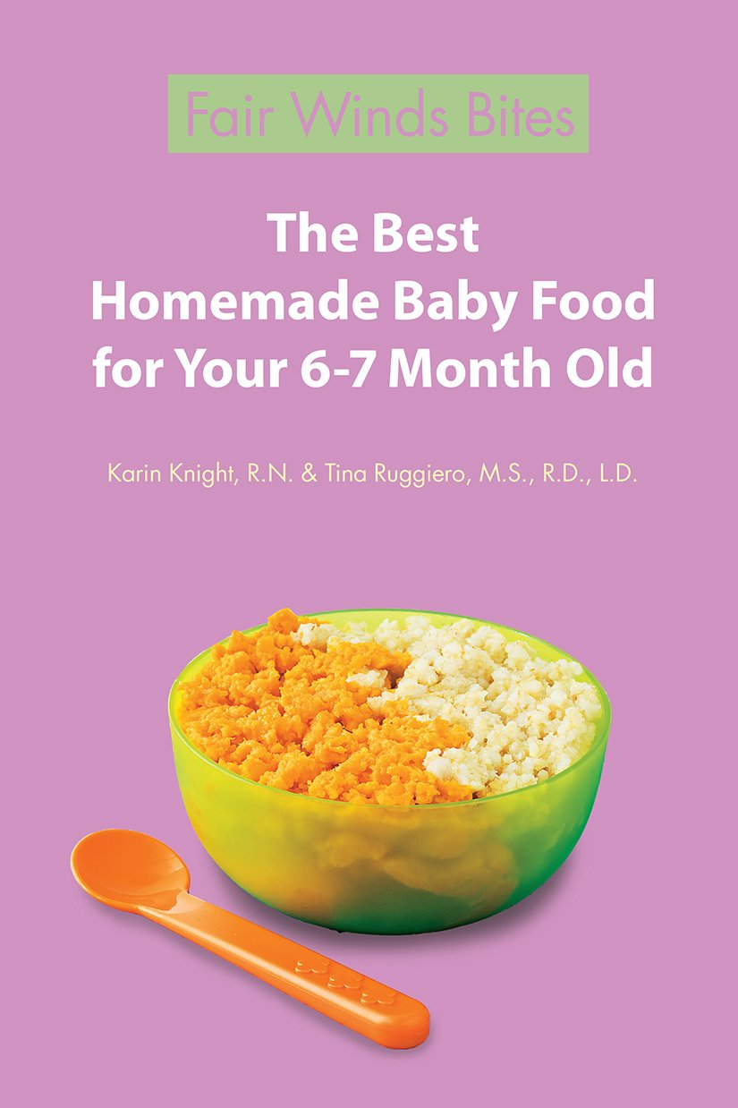 The Best Homemade Baby Food For Your 6 7 Month Old Ebook