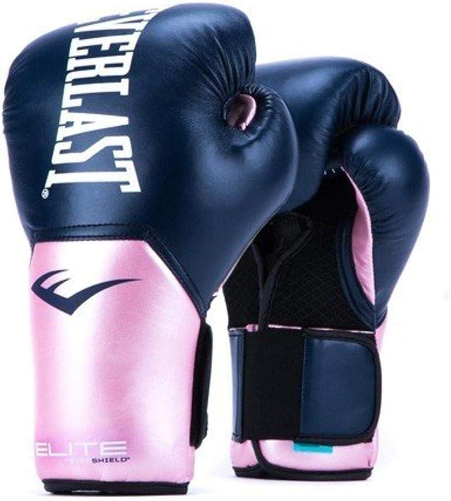 EVERLAST Trainingshandschuhe Blau 12 oz Boxhandschuhe Handschuhe Box Boxen