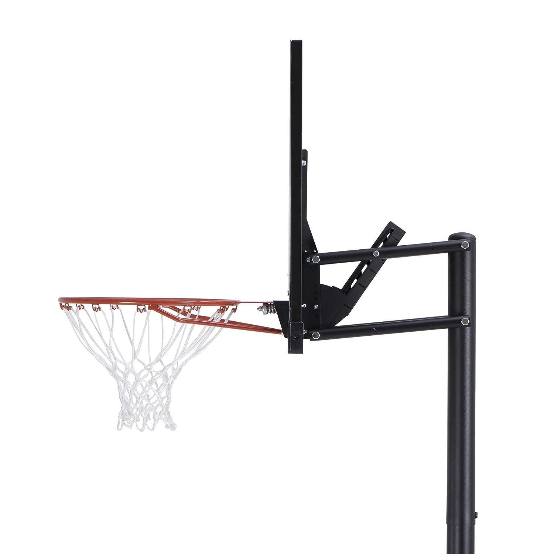 90001 1B-Ware Lifetime Basketball-Anlage Boston Portable