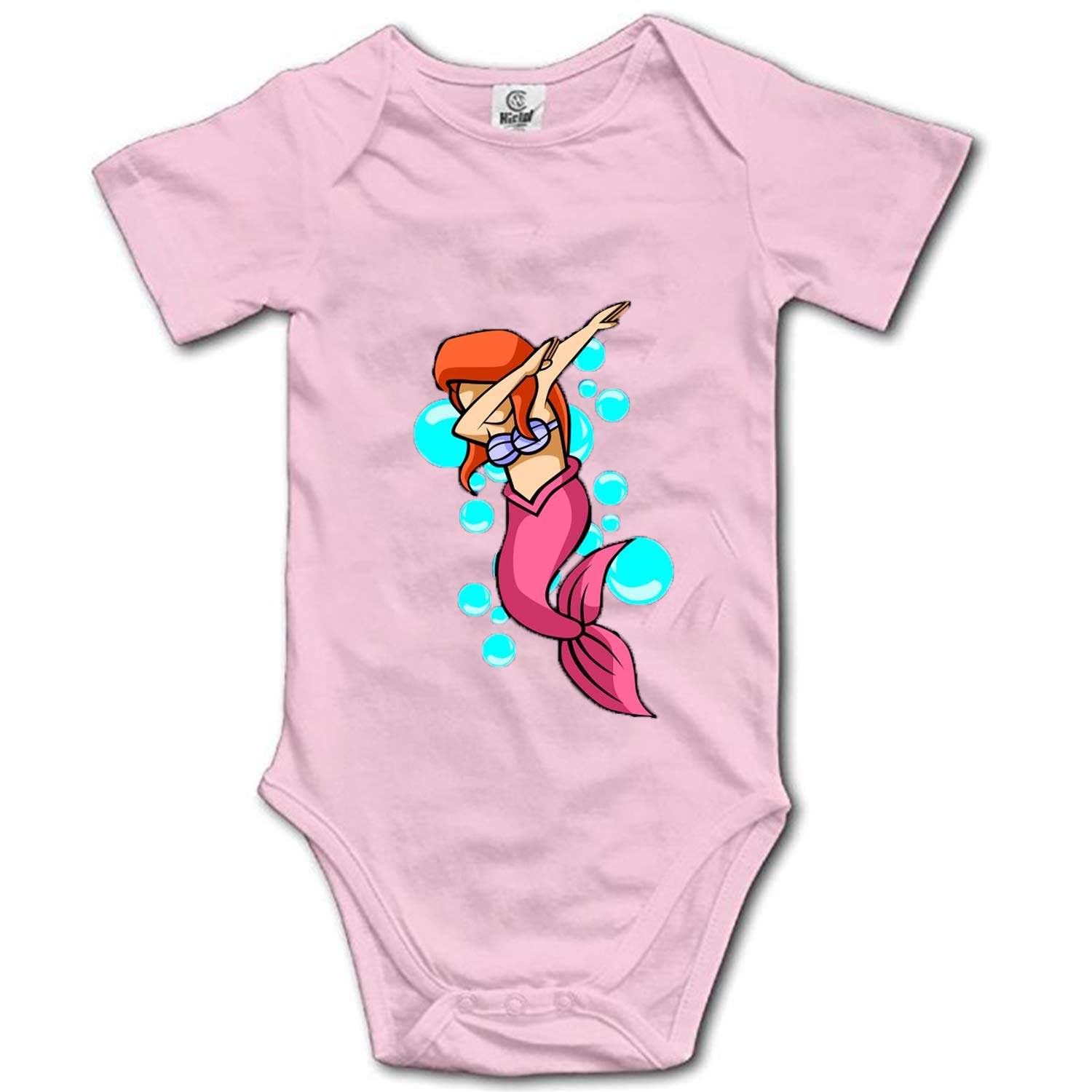 YPZOOS Baby Beer Collision Cotton Bodysuits