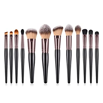 9c66ea314b25 Best Quality - Eye Shadow Applicator - 12pcs Premium Makeup ...
