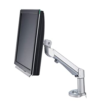 brazo para monitor LCD ROLINE neumático, montaje en mesa 1 ...