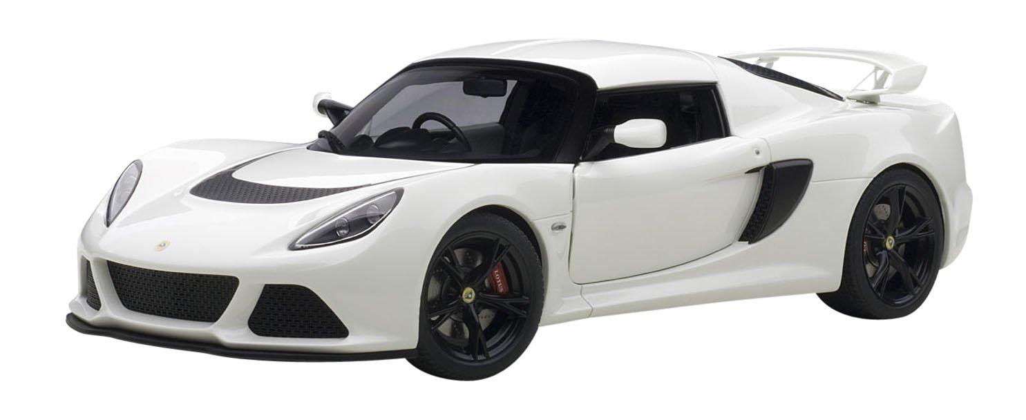 AUTOart – 75383 – Lotus Exige S – 2012 – Echelle 1/18 – Weiß