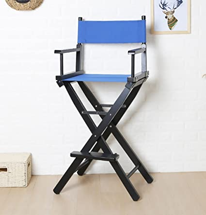 Sensational Dccyz Yj Wooden Director Chair Canvas Folding Chair Portable Home Interior And Landscaping Ferensignezvosmurscom