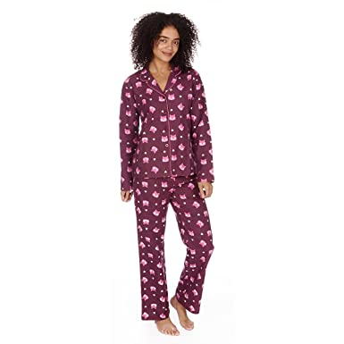 Ladies Pyjama Sets (Sizes 8-22) Lots Of Options 54d0ad4cb
