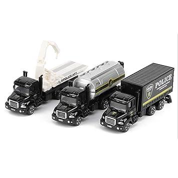 Plastico Coche Juguetes Hobabld Coches Camión Míni Vehículos jARcq5S34L