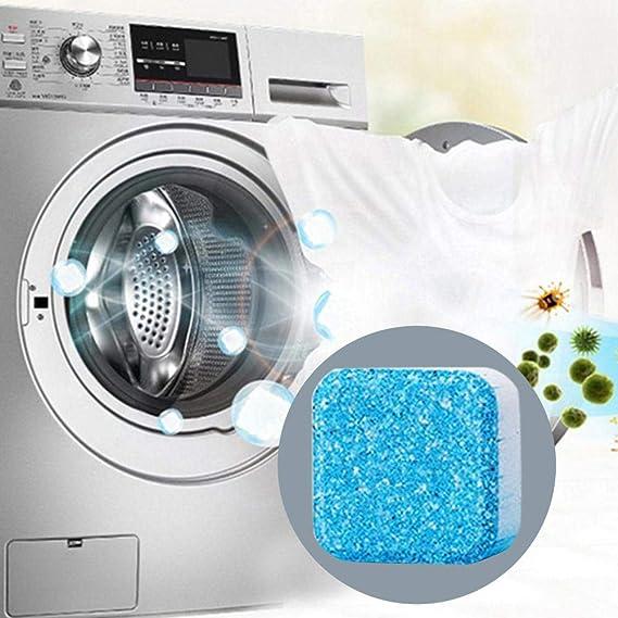 voloki - Detergente descalcificador para lavadoras (10 Unidades ...