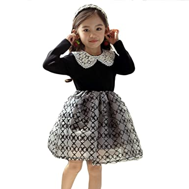 85b2ff7b4e592 子供服 ワンピース 女の子 秋冬 入学式 卒園式 キッズ フォーマル スーツ 女児 ドレス 小学校
