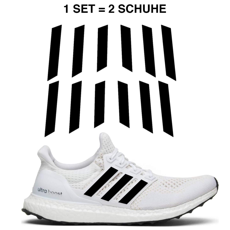 Sneaker verwendbaren mit Sneakern einzigartigenmehrmals – Boost LaceHypeSneaker Stripes Adidas Ultra mit deinen kompatibel Individualisiere rBQshxCtd