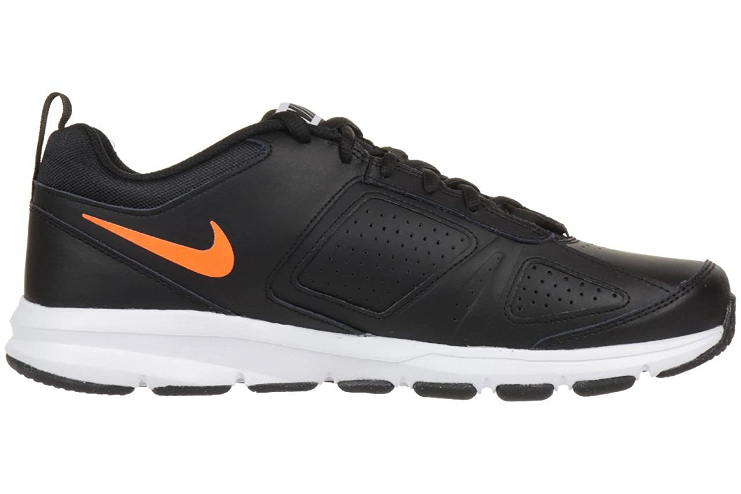 Amazon.com | NIKE Air T-Lite Xi Leather Sneaker Lifestyle Men Trainer 616544  023 Black | Shoes