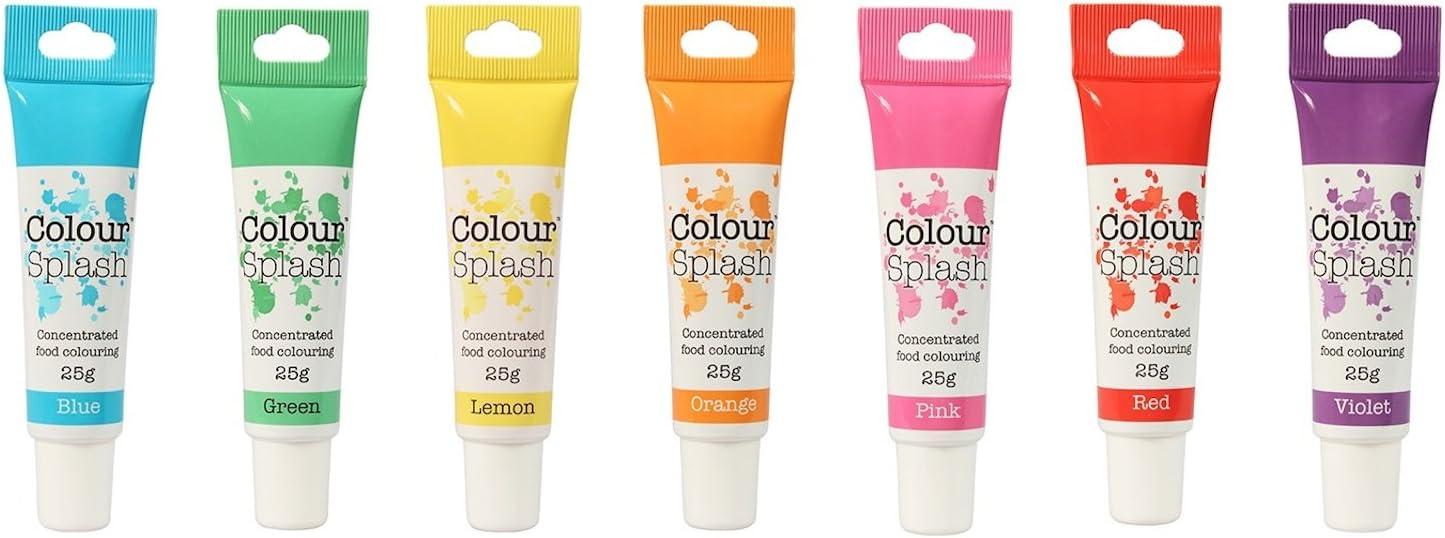 Colour Splash Gel Orange