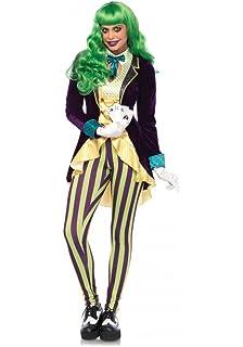 Horror-Shop Señora Joker Damenperücke: Amazon.es: Juguetes y juegos
