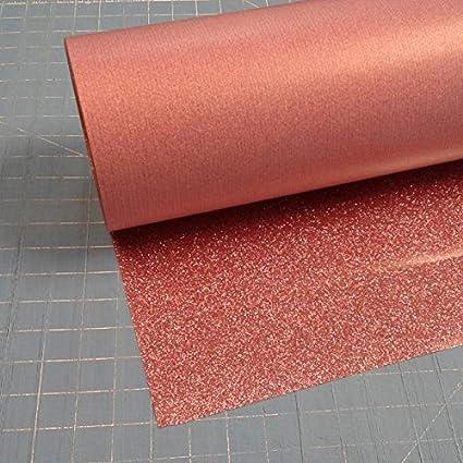 Black Siser Glitter 20 x 3' Iron on Heat Transfer Vinyl Roll