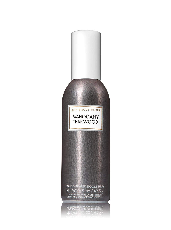 Bath & Body Works Room Perfume Spray Mahogany Teakwood 2017