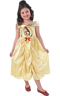 Disney - Disfraz de princesa para niña, talla L (8 años) (I