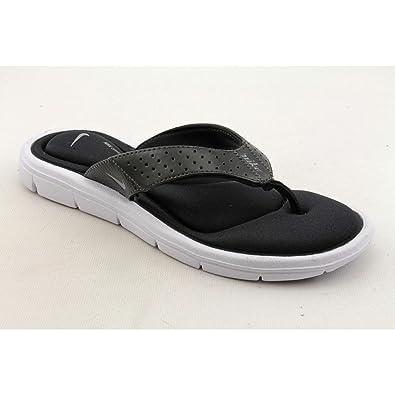 29da0b1b14d4 Nike Comfort Thong Womens Black Open Toe Flip Flops Sandals Shoes UK 4.5   Amazon.co.uk  Shoes   Bags