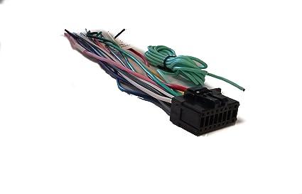 amazon com pioneer wire harness for sph da210 sph da100 sph da200 rh amazon com pioneer sph-da100 wiring harness diagram Car Dash
