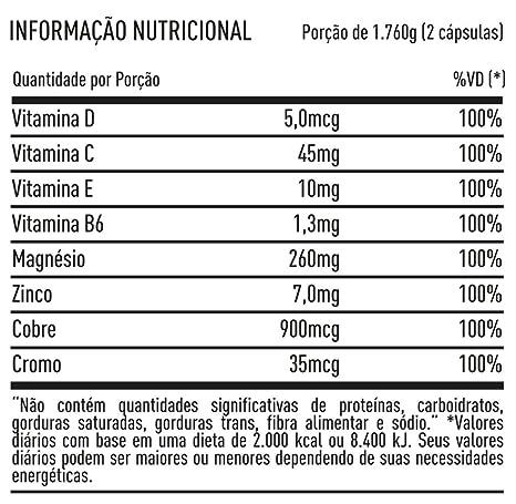 Resultado de imagem para relax size informação nutricional