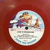 Peter Pan Chorus, Alice In Wonderland; Peter Pan Records L 21