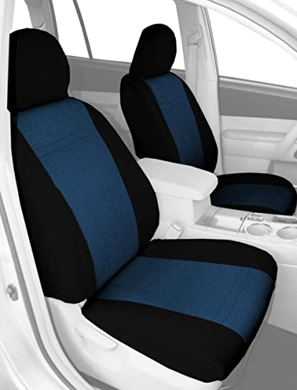 CalTrend Front Bucket Custom Fit Seat Cover For Select Subaru Forester Models