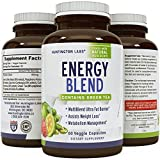 Ketogenic Fat Burner Natural Weight Loss Blend Garcinia Cambogia + Raspberry Ketones Green Coffee Bean Boost Metabolism & Burn Body Fat Antioxidant Rich For Women & Men 60 Capsules