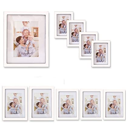 Amazon.com: Magnetic Picture Frame, Photo Collage for Refrigerator ...