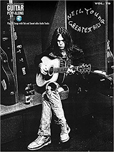Amazon.com: Neil Young: Guitar Play-Along Volume 79 (0884088157890 ...
