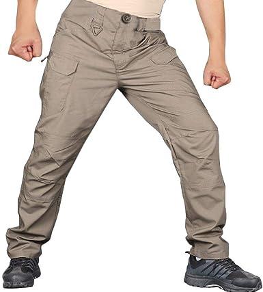 QUICKLYLy Pantalones Vaqueros Hombre Rotos Baratos Pitillo ...