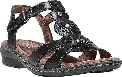 8e4bae5090d Natural Soul Women s Barroll T Strap Sandal