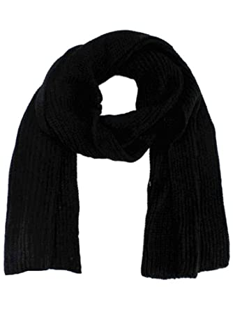 73e4f8fd7 Black Oversized Winter Scarf at Amazon Women's Clothing store: Cold ...