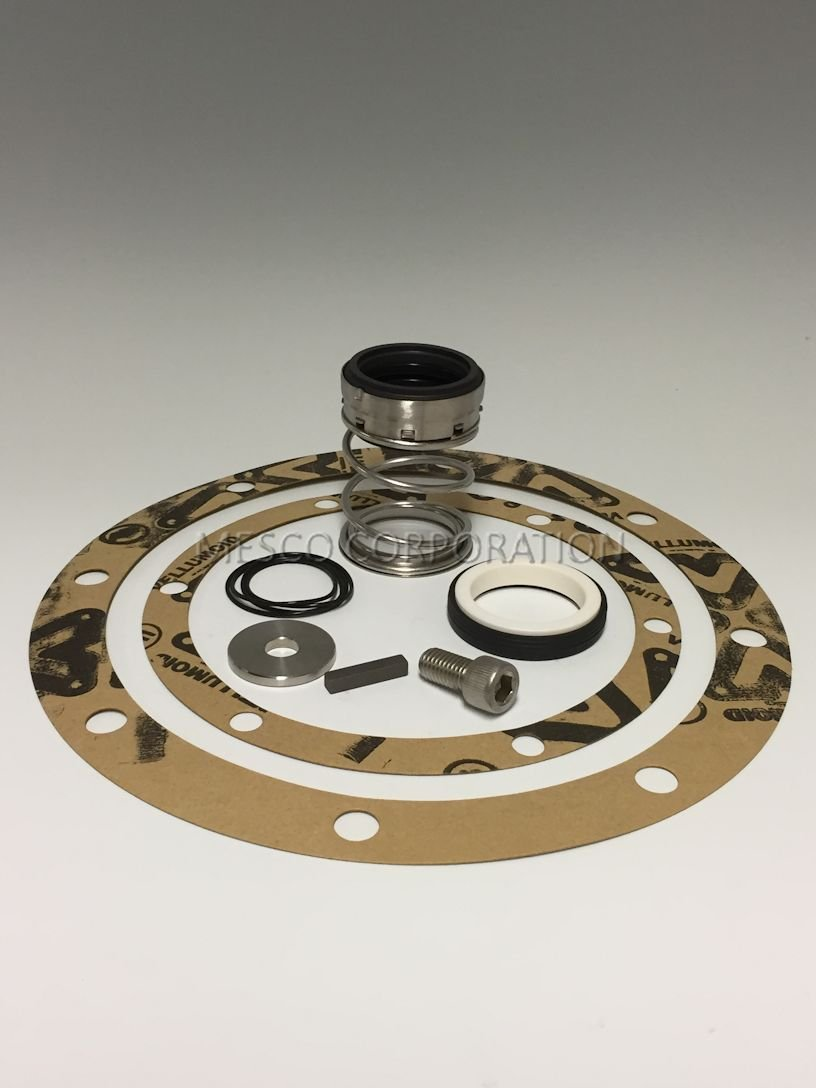 Mesco Corp Replacement kit for Paco K106-1 - Buna/Carbon/Ceramic