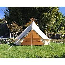 Danchel Bell Tent Waterproof 900D Oxford Fabric
