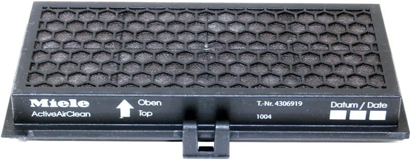 MIELE SF-AAC50 Aspirateur Actif Air Propre Filtre à charbon 9616110 Genuine