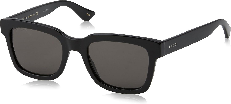 Gucci 0001S, Gafas de Sol para Hombre