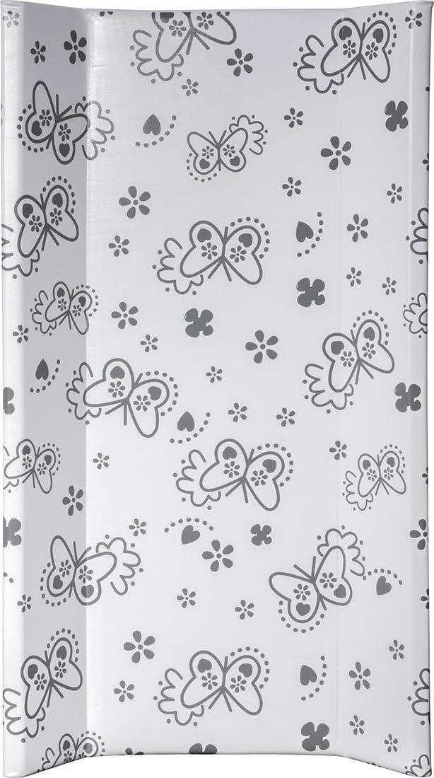 5 D/écors aux choix Matelas Commode B/éb/é Meuble b/éb/é Matelas /à langes inclus 84 x 47 x 10 cm Mod/èle Butterfly Plan /à langer /à fixer IB-Style