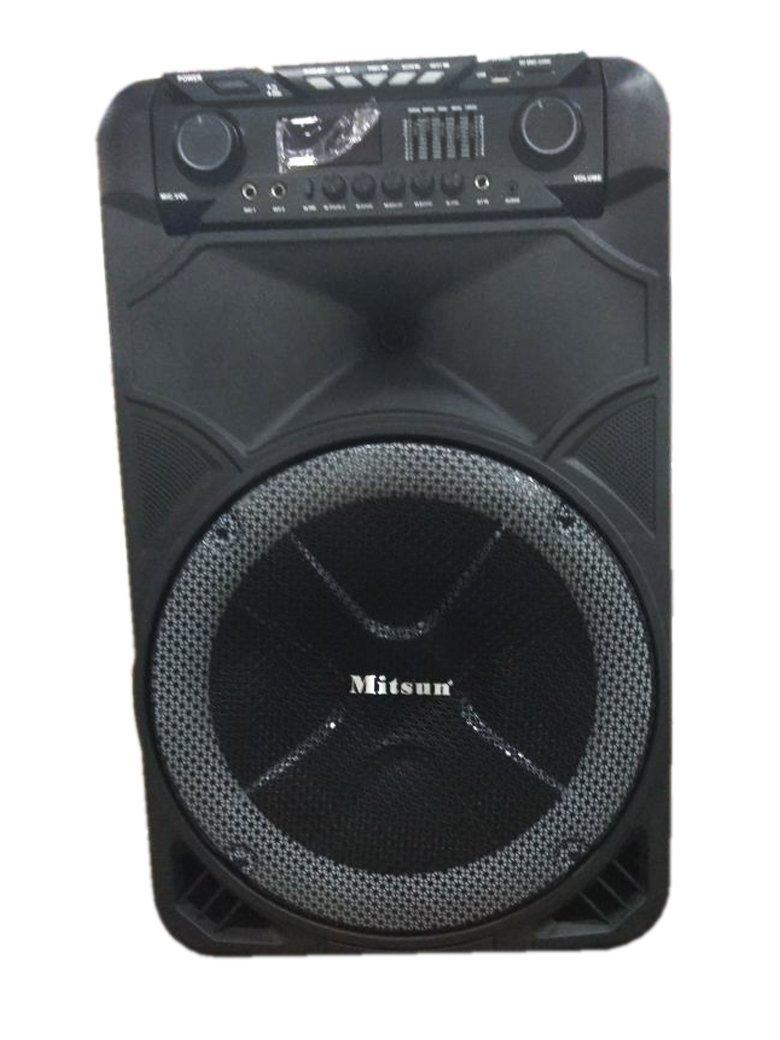 Mitsun Stereo Amplifier