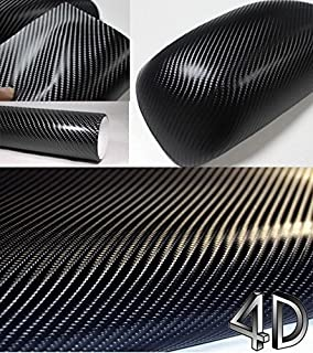 Amazoncom TCBunny D Carbon Fiber Vinyl Wrap Sticker Air - Car sticker designcheap carbon vinyl sticker buy quality carbon time directly from