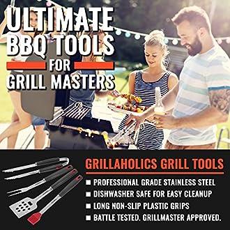 BBQ Tool Set Image