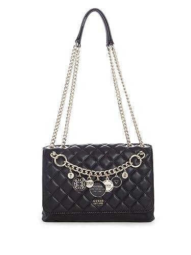 31cdaa8aa1 Guess Victoria Chain Shoulder Bag Women Handbag t