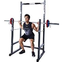 Delarsy Multifunctional Barbell Rack w/Large Capacity