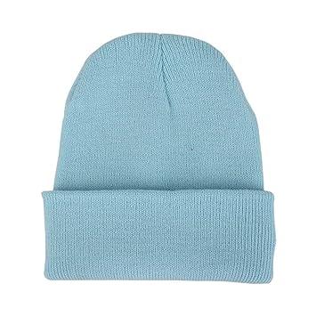 JJHR Sombreros y gorras Moda Invierno Sombrero Mujer Hombre ...